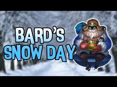BARD'S SNOW DAY
