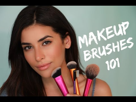 All About Makeup Brushes | Real Techniques GUIDE