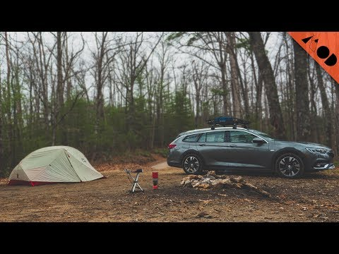 You only need these 9 things to go car camping right now