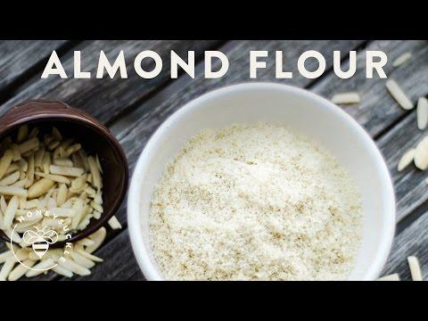 How to Make Almond Flour - Honeysuckle