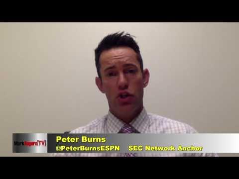 SEC Football Talk with Peter Burns, SEC Network