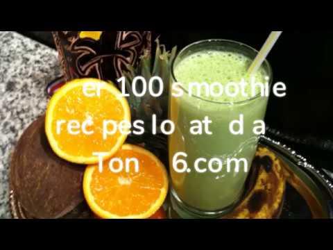 Tropical Breeze - Breakfast Smoothie