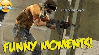 Csgo A Legally Blind Csgo Player funny Moments