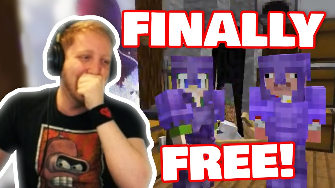 Philza Finally ESCAPES From House Arrest! /w Technoblade, Tubbo DREAM SMP