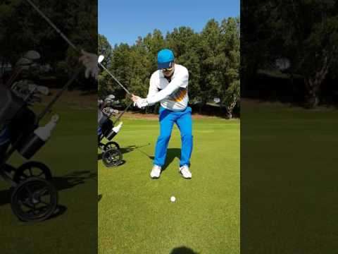 How to hit 7 iron