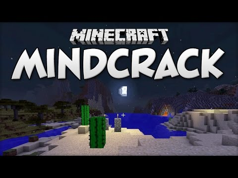 Mindcrack Minecraft SMP - Mapping the New Spawn (Livestream)