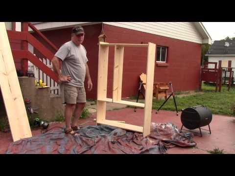 Pantry Shelf Build