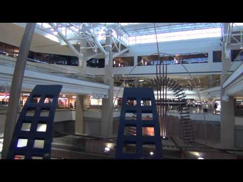 An HD Tour of Denver International Airport, Part II: C, A, and B gates