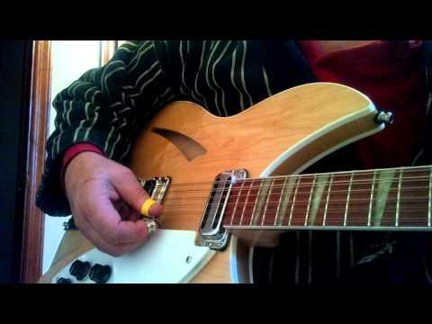 Tuning a Rickenbacker 12 String