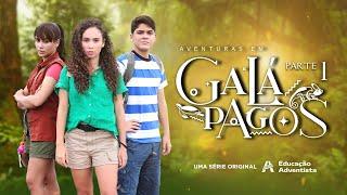 AVENTURAS EM GALÁPAGOS - Parte 1 🐢