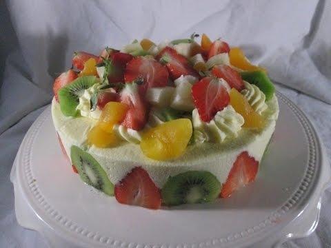 Le gâteau aux fruits : Tutti Frutti