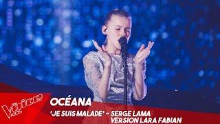 Océana - 'Je suis malade' | Finale | The Voice Kids Belgique