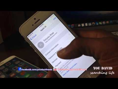 How to Apple ID Security