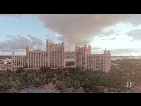 Atlantis Bahamas Wedding Video by Heart Stone Films