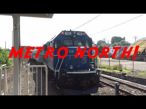Metro North Action On The Danbury Line