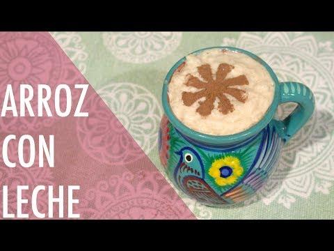 Arroz Con Leche Recipe // Mexican Rice Pudding - Tasty Delights
