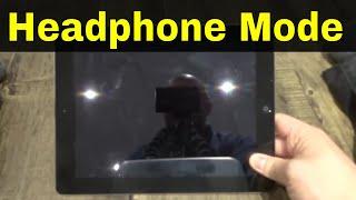 Ipad Stuck In Headphone Mode-How To Fix It Easily