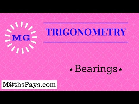 Trig with Bearings