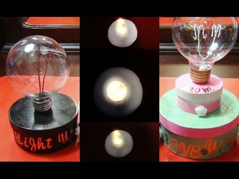 Light it up: DIY 1 Direction Inspired Gift: Valentine's Day, Anniversary, Xmas, Birthday