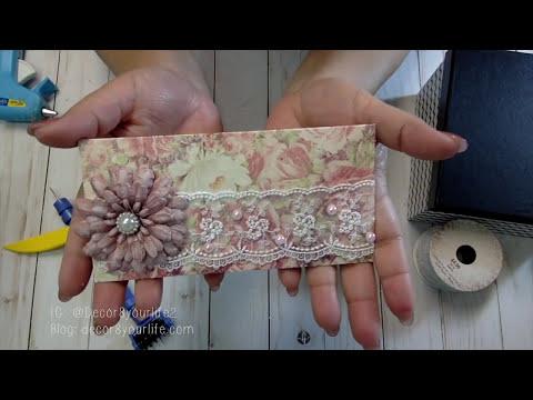 Money Envelope Tutorial Part 1: The Envelope