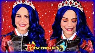 3 minutes, 34 seconds) Descendants 3 Makeup Video