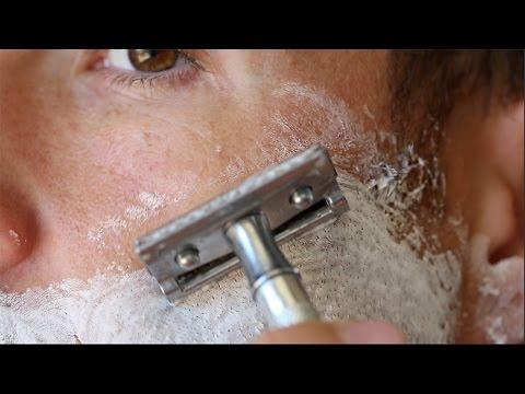 Shaving - Safety Razor - Wet Shave