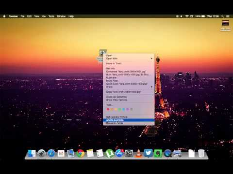 Resize An Image In MacBook Pro