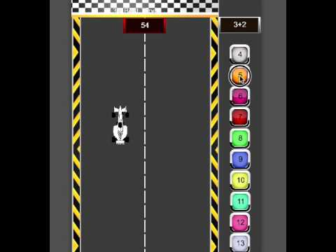 Math Racer Gamesalad Template