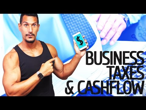 How To Handle Business Taxes & Cashflow?