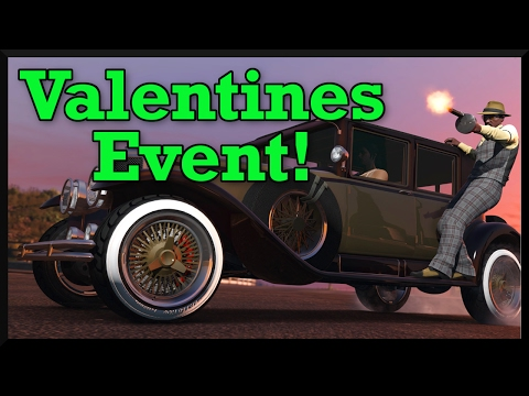 GTA 5: New Valentine's Event For 2 Weeks! Including Double Money Adversary Modes & Discounts!