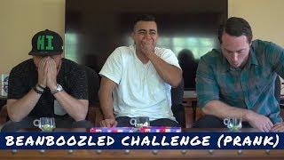 BEAN BOOZLED CHALLENGE (PRANK) - David Lopez