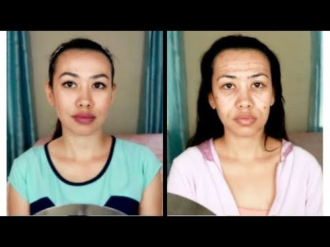 How to look OLDER| makeup series | VJLove