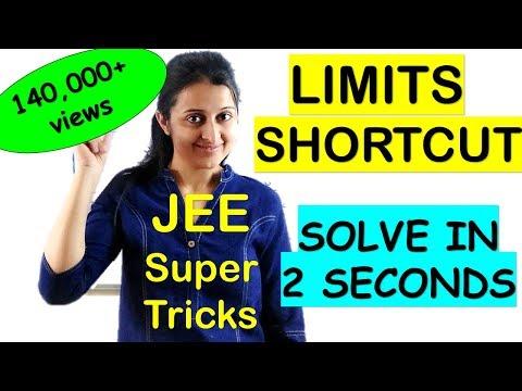 LIMITS SUPER TRICK//JEE MATH SHORTCUT//EAMCET TRICKS