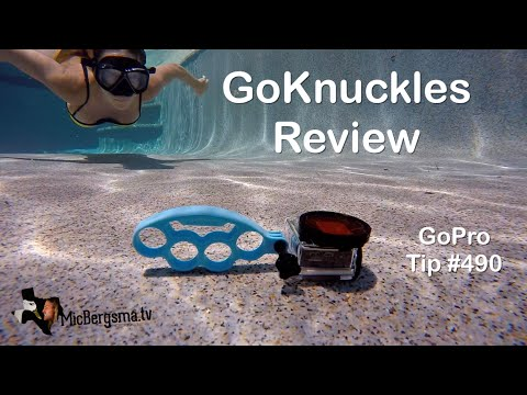 GoKnuckles by GoWorx Review - MicBergsma.tv - GoPro Tip #490