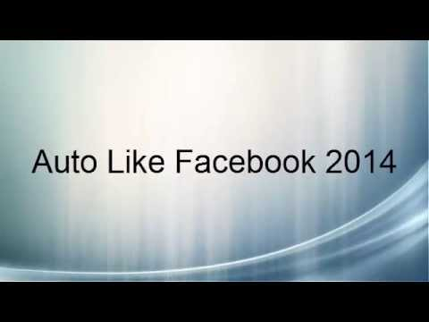 Auto Like Facebook 2014 HD (Photo , Post, Comment like)