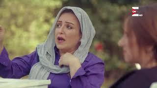 رشا وحماتها - حماة راشا بتقولها انتي براوية وصفراوية لية مع الناس