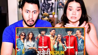 ANGREZI MEDIUM | Irrfan Khan | Kareena Kapoor Khan | Homi Adajania | Trailer Reaction | Jaby Koay