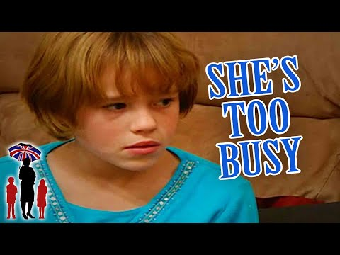 Supernanny | Kids Want Mom To Listen To Their Problems
