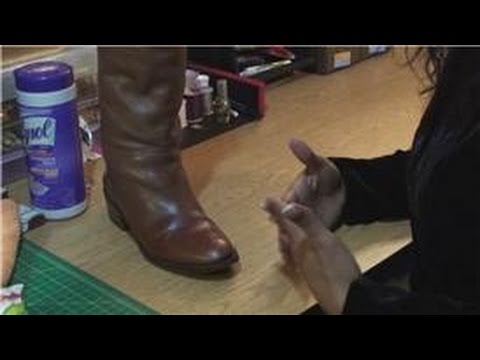 Shoe Tips : How to Take the Shine Off Shoes