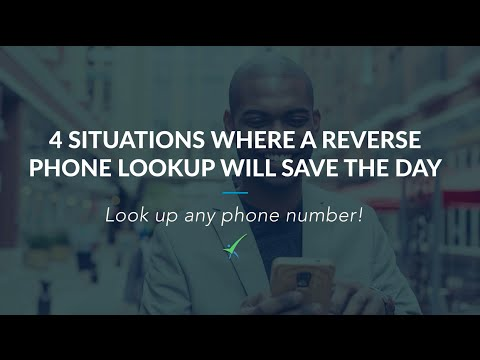 4 Situations Where A Reverse Phone Lookup Will Save The Day