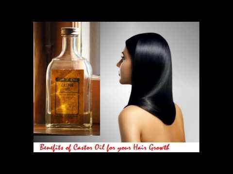 How to Use Castor Oil for Hair growth Grow Beautiful Hair Fast