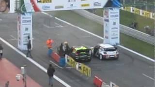 Finale Rally Show 2011 - Valentino Rossi vs. Sebastien Loeb