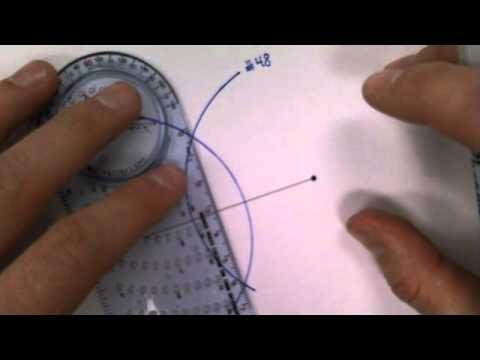 Construct Midpoint of a Segment