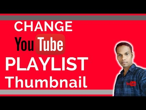How to Set as Playlist Thumbnail - YouTube Tricks