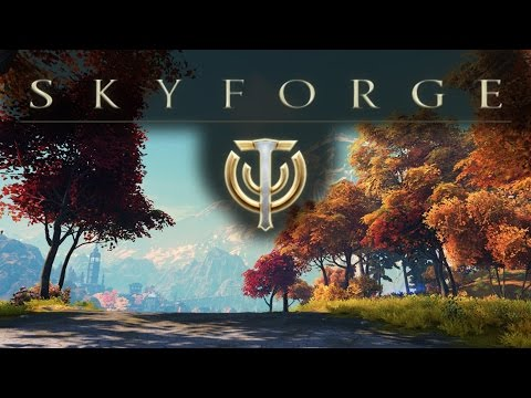 Skyforge Open Beta | Creating a new character