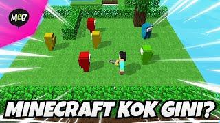 Campuran Game Among Us Dan Minecraft! - Craft Impostor