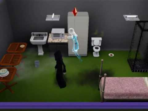 grim reaper takes the cake sims 3