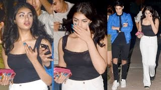 Akshay Kumar Son Aarav Kumar Caught With Girlfriend At Movie Date