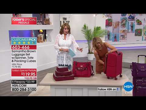 HSN | The List with Colleen Lopez 05.31.2018 - 10 PM
