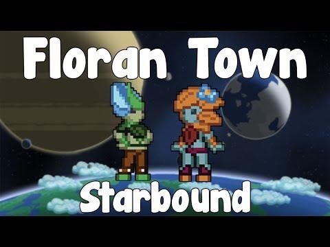 Floran Town - Starbound Guide - Gullofdoom - Guide/Tutorial - BETA